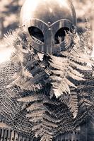 Retro-camouflage